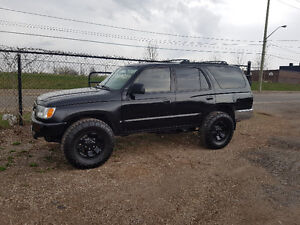 Rare 5spd 4runner 1996 SAFETY AND ETESTED **SOLD** PPU