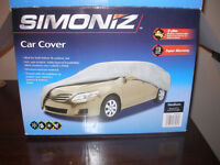 Car Cover - Ideal for both indoor & outdoor use
