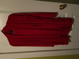 Mythique red cover up. Perfect Condition. Size M