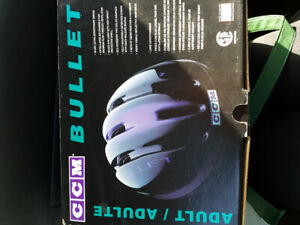 Adult bicycle helmet- great condition in box