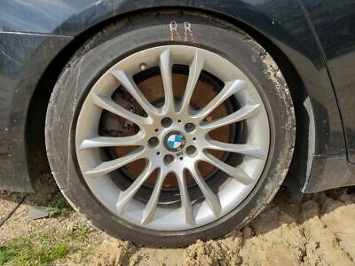 2009-2015 BMW 750i 19x9.5 REAR 7 V 14 Spoke Silver Alloy Wheel Rim 561152