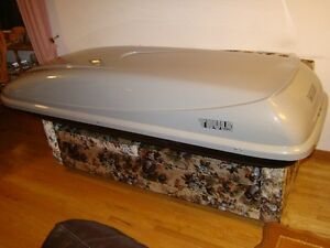Thule Cascade 1700, Large Roof top Box, $450.00