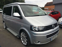 Volkswagen TRANSPORTER T28 HIGHLINE 102 TDI FULL CONVERSION ONLY 28K FSH