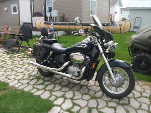 honda shadow es