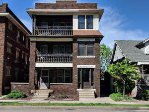 Looking for an Outdoor Enthusiast, 2 BR across from Gage Park