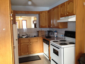 4 BEDRM DUPLEX NW CRESC HEIGHTS AVAILABLE August 1