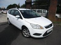 2011 Ford Focus 1.6 TDCi DPF Style 5dr 1 OWNER EX POLICE FSH GOOD COND