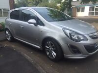 2009 VAUXHALL CORSA 1.4 SXI - VXR STYLING - LOW MILES