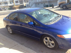Honda Civic LX  Berline Manuelle 2006
