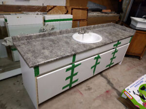 Washroom Vanity Cabinet