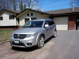 2011 Dodge Journey R/T AWD SUV, Crossover
