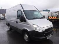 IVECO DAILY 35S13V MWB, White, Manual, Diesel, 2012
