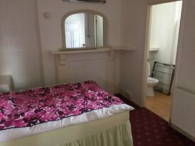 Double and single rooms available in quiet hotel- long term