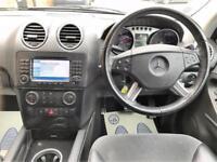 2008 Mercedes-Benz M Class 3.0 ML320 CDI Sport 7G-Tronic 5dr Diesel silver Autom