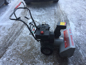 Sears Crafsman Snowblower
