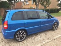 2002 zafira gsi with vxr turbo engine (Audi)