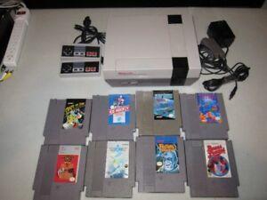 Nintendo Super Famicom / Nintendo Nes and Sega Genesis