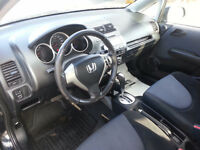 2008 Honda Fit Hatchback