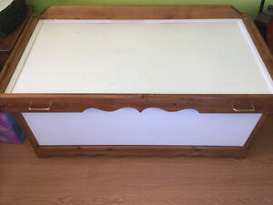 Large chest/change table