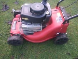 Sovereign Petrol Push Type Lawnmower