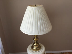 Lamp 28 inches high