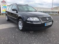 Volkswagen Passat TDI estate excellent condition service history
