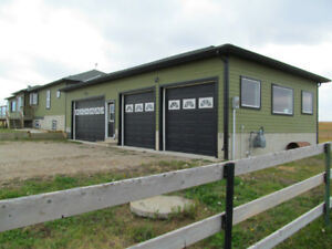 CALGARY ACREAGE FOR SALE 5 ACRES HOME AND SHOP FOR SALE