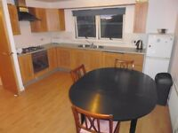 2 Bedroom furnished apartment within modern apartment block located just off the Gallowgate(act 193)