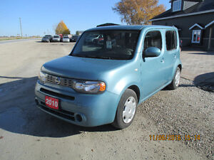 2010 Nissan Cube 1.8 S SUV, Crossover