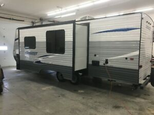 **BLOW OUT**  2018 Conquest 269 BHG Bunk Model