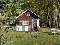 2 Rustic Cabins To Be Moved
