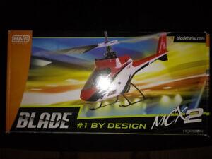 Hélicoptère Blade MCX2