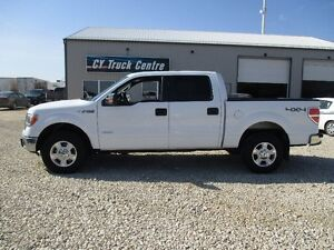 2014 Ford F-150  XLT Twin Turbo Eco-Boost Crew Short 4x4