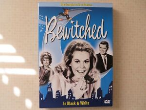 BEWITCHED SEASON 1 IN BLACK & WHITE