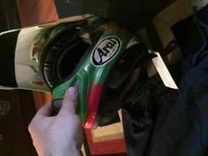 Arai mx helmet!!! Size:M