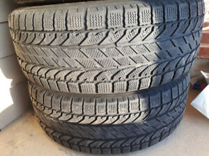 Winter Tires 225/60 R16 Chrysler/ Dodge with rims