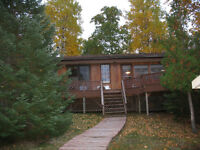 Kenora, Lake of the Woods Cottage