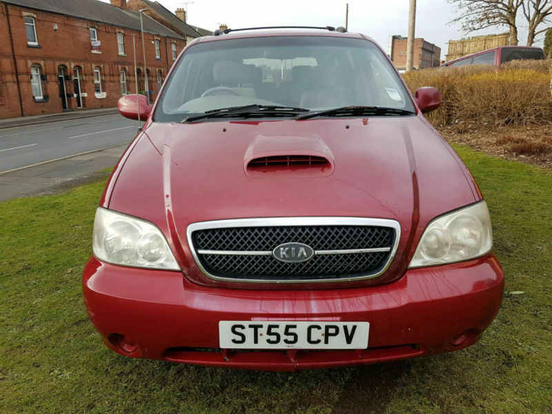 Kia Sedona 2.9CRDi LE 7 Seater Diesel PX Swap Anything considered
