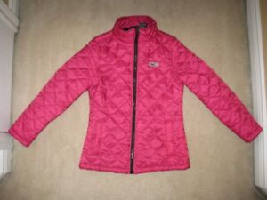 Girl's 32 Degrees Pink Sweater/Jacket