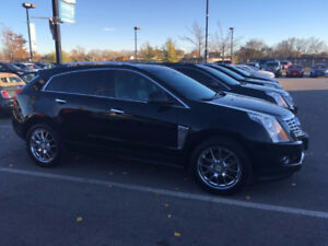 2013 Cadillac SRX Performance SUV, Crossover