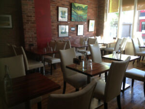 Restaurant liquidation sale - furniture,  kitchen & equipment