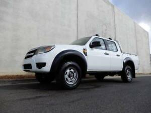 2009 FORD RANGER DUAL CAB UTE XL HI-RIDER $14,888 DRIVE AWAY Bell Park Geelong City Preview