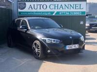 2017 BMW 1 Series 2.0 118d M Sport Shadow Edition Sports Hatch Sport Auto