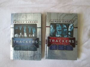 """""""Trackers"""" books"""