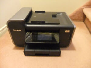 Lexmark All-in-one Pinnacle Pro 901 Ink Jet Printer