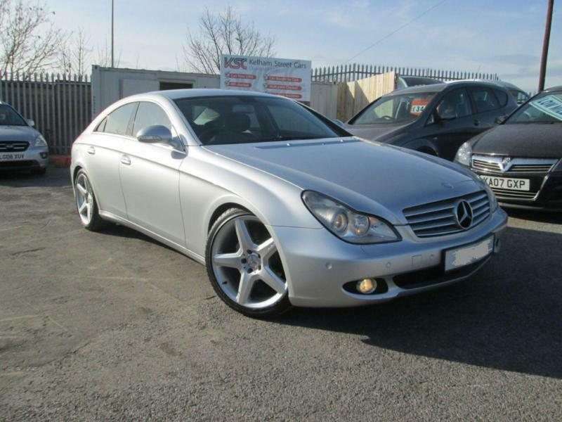 2006 mercedes benz cls cls 320 cdi tip auto in doncaster south yorkshire gumtree. Black Bedroom Furniture Sets. Home Design Ideas