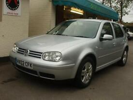 2002 Volkswagen Golf 2.0 GTi 5 Door
