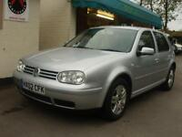 2002 Volkswagen Golf 2.0 GTi 5 Door