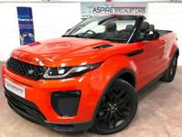 2016/66 Range Rover Evoque 2.0Td4 180bhp 4WD Auto HSE Dynamic CONVERTIBLE