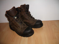""""" TIMBERLAND """" work safety boots -- size 11 US"